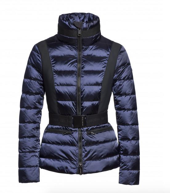 Donkerblauwe dames jas Goldbergh - Emi