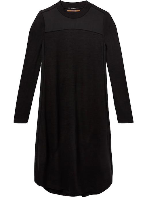 Zwarte dames jurk Maison Scotch - 146599
