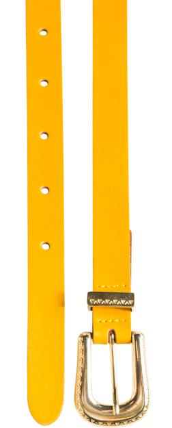 Gele dames riem - 8S605-8276603