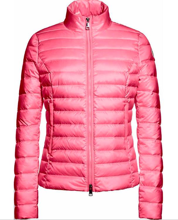 Roze dames jas Reset - 428 bubblegum