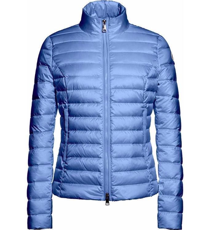 Blauwe dames jas Reset - 520 sky blue
