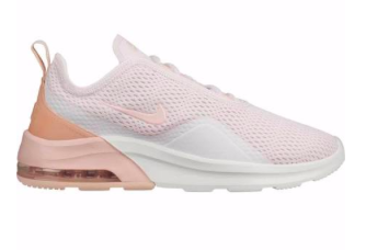 Wit roze dames sneaker Nike - 600