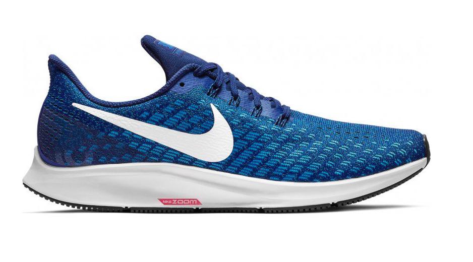 Blauwe heren sport schoen Nike - 404