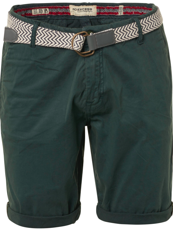Heren short seeagreen van No Excess - 157
