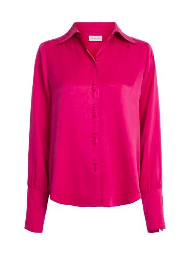Roze dames blouse Fabienne Chapot- Pari Jazz