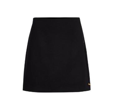 Zwarte korte dames rok Fabienne Chapot - Kendal Skirt - Black