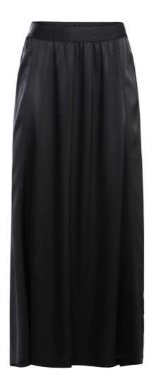 zwarte lange dames rok - Summum - 6s1125-11066 - 990