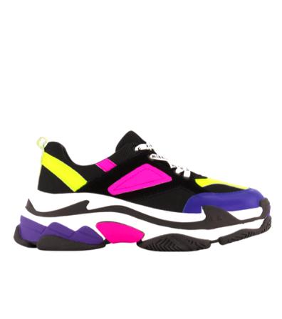 Gekleurde dames sneakers Nikkie - Chunky sneaker - N9-832 2001 9094