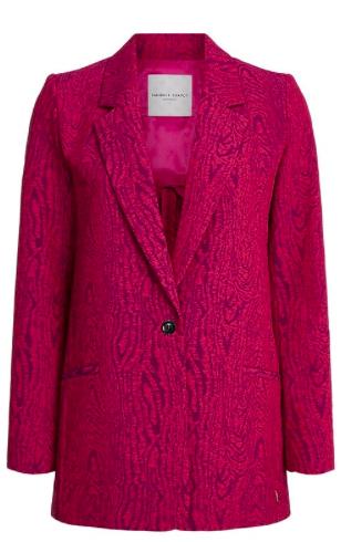 Roze/Paars gekleurd jack - Fabienne Chapot - fuchsia/purple