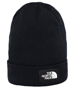 Zwarte muts The North Face - Dockwerker beanie - NFOA3FNTJK3