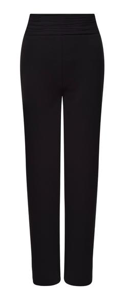 Zwarte dames pantalon - Rinascimento - 7244-0-2258