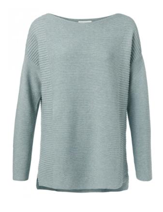 Blauwe dames sweater - YAYA - 1000238-011 - 644042