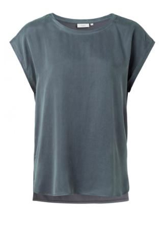 Blauw dames shirt - YAYA - 1901116-011 - 99203