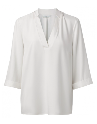Witte dames blouse - YAYA - 1901245-011 - 14201