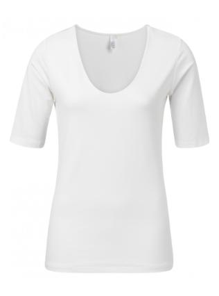 Wit dames shirt - 1909264-011