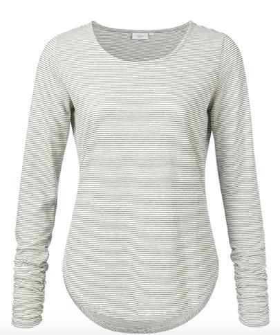 Gestreept dames shirt - YAYA - 1919130-011