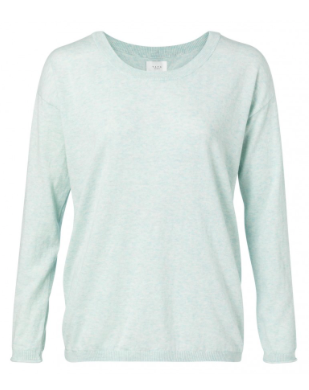Blauw dames shirt - YAYA - 1000217-011