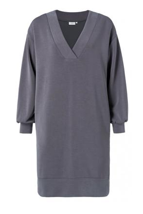 Blauwe dames jurk - YAYA - 180902-011