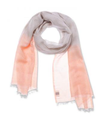 Jacquard dames sjaal - YAYA - 130181-011