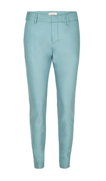 Blauwe dames pantalon - Mos Mosh - 112629 - 526