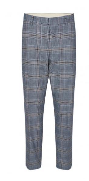Geruiten dames pantalon - Mos Mosh - 132623 - 401