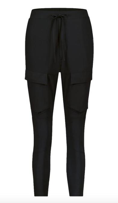 Zwarte dames broek - Penn & Ink - S20N683