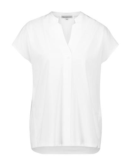 Wit dames shirt - Penn & Ink - S20N724 - 01
