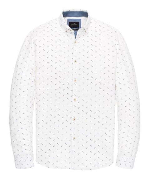 Wit heren overhemd - Vanguard - VSI201206 - 5302