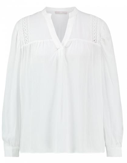 Witte dames blouse - Aaiko - Amira - 114300