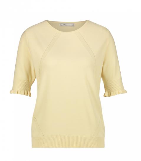 Witte dames top - Aaiko - Raissa - 120710 cream