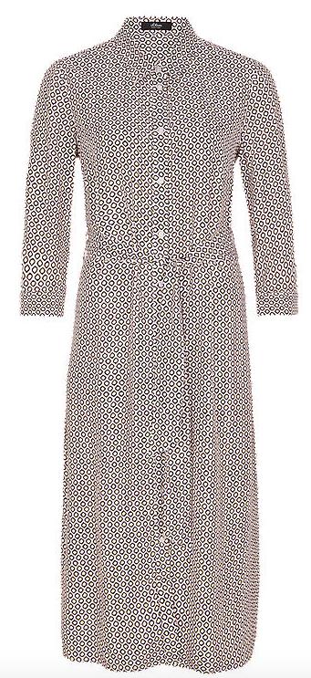 Geprinte dames jurk -S.Oliver - 02a7
