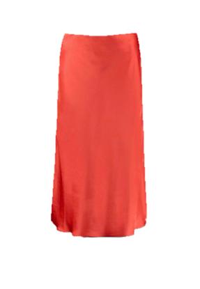 Oranje dames rok - Harper & yve - Hayli skirt - 200 orange