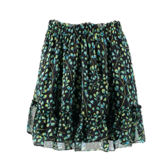 Geprinte rok - Harper & yve - Lauren skirt - 600 green