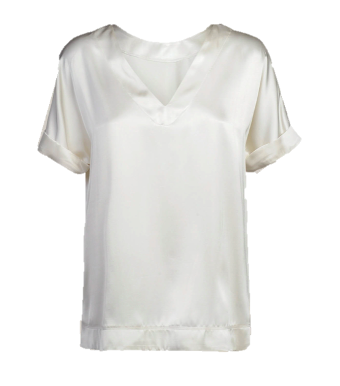 Witte blouse - Summum Woman - 2s2384-11111 - 191