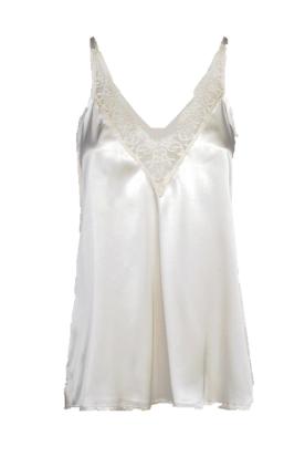 Wit satijnen dames top - Summum Woman - 2s2394-11111 - 191