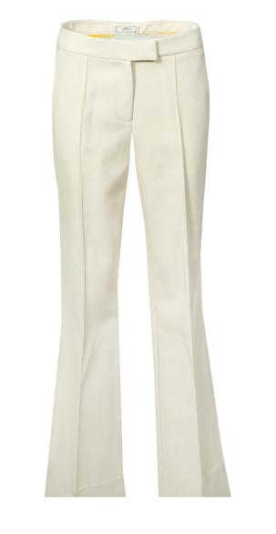 Creme gekleurde dames pantalon - Aaiko - Chantalle - 120710 cream