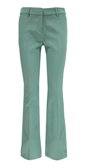Groene dames pantalon - Aaiko - Flarene - 185606