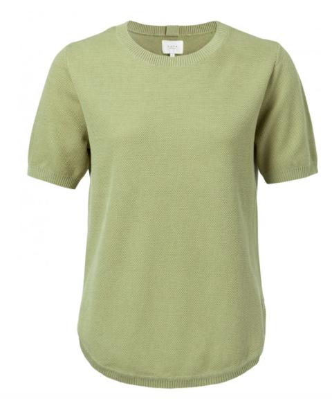 Groen dames shirt - YAYA - 1000248-013 - 99109