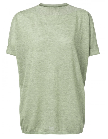 Groen dames shirt - YAYA - 1000253-013 - 99109