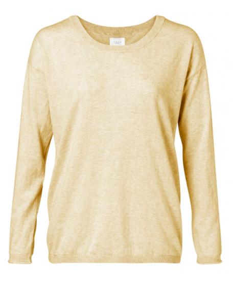Geel dames shirt - YAYA - 1000217-013 - 409362