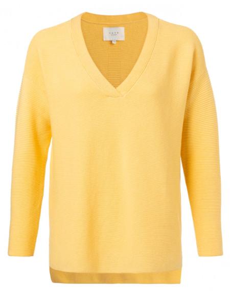 Gele dames trui - YAYA - 1000271-013 - 409362