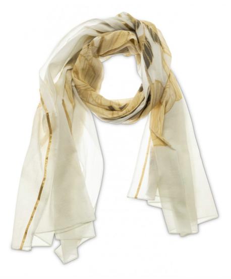 Geprinte dames sjaal - YAYA - 130182-013 - 201051