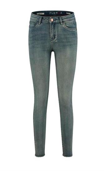 Blauwe dames jeans - Florez - 20010-2