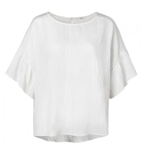 Witte dames top - Yaya - 14800