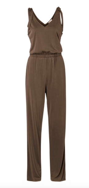 Bruine dames jumpsuit - YAYA - 90809