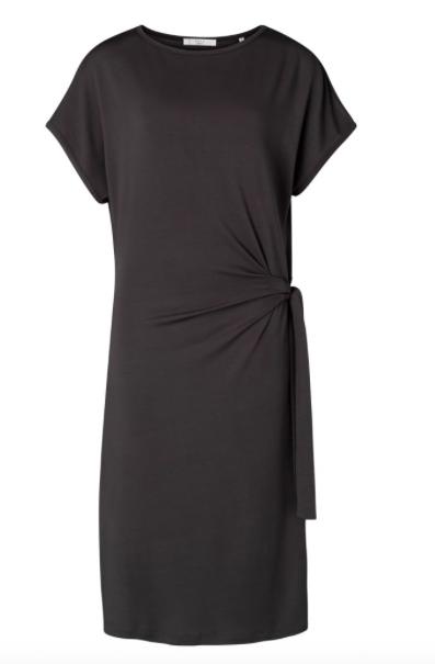 Zwarte dames jurk - YAYA - 94305