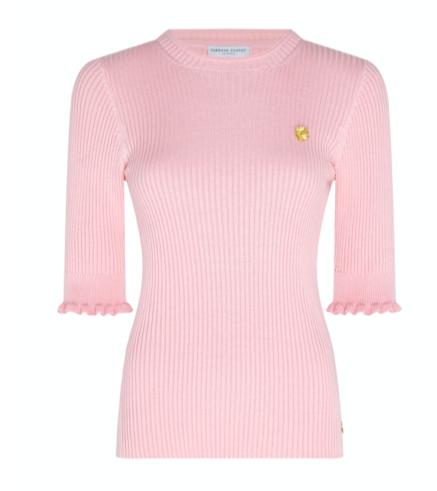 Roze dames top - Fabienne Chapot - Dusty pink