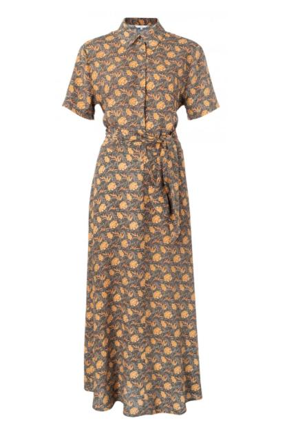 Geprinte dames jurk YAYA - 1801249-021
