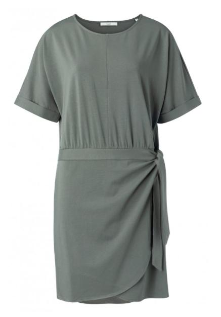 Groene dames jurk YAYA - 1809255-021