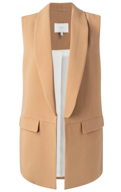 Bruine dames blazer YAYA - 150159-021